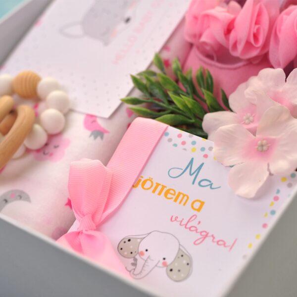 Baby Love Újszülött kislány csomag