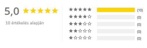 értékelések